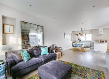 Thumbnail 4 bed flat for sale in Elsham Road, London