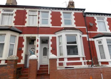Thumbnail 3 bed terraced house for sale in Andrew Road, Cogan, Penarth