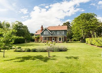 Thumbnail 5 bed detached house for sale in The Cottage, Eshott, Northumberland