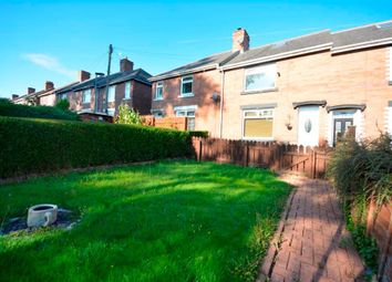 Thumbnail 2 bed terraced house to rent in Gray Avenue, Chester Le Street