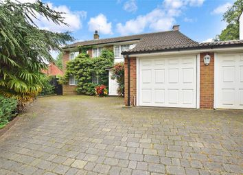 Thumbnail 4 bed detached house for sale in Rook Lane, Chaldon, Caterham, Surrey