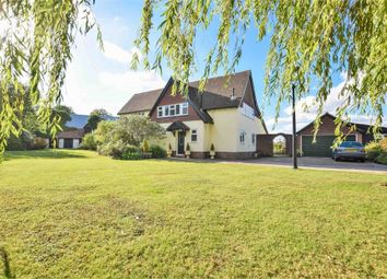 Thumbnail 3 bed detached house for sale in Great Tey Road, Little Tey, Colchester, Essex