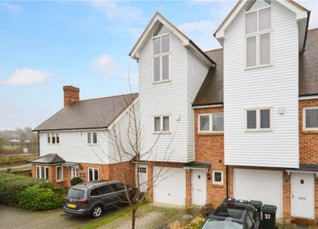 Thumbnail 3 bed terraced house for sale in Havillands Place, Wye, Ashford, Kent