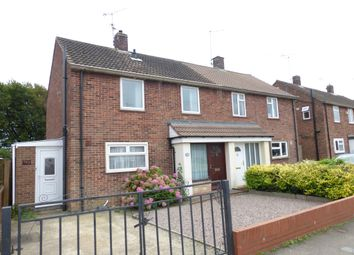 Thumbnail 2 bedroom semi-detached house for sale in Arundel Road, Walton, Peterborough
