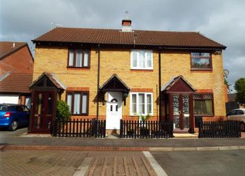 Thumbnail 1 bed end terrace house for sale in Rachel Square, Newport, Newport