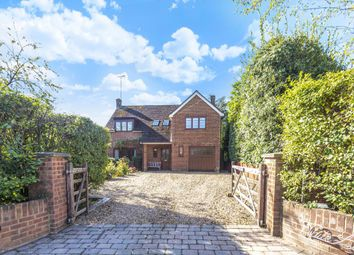 Thumbnail 4 bed detached house for sale in Stoke Row, Henley On Thames