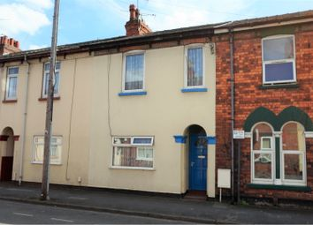Thumbnail 3 bed terraced house for sale in Portland Street, Lincoln