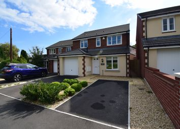 Thumbnail 3 bed detached house to rent in Chepstow Road, Langstone, Newport