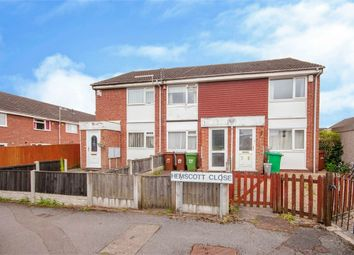 Thumbnail 2 bed detached house for sale in Hemscott Close, Bulwell, Nottingham