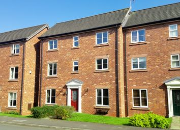 Thumbnail 5 bed town house to rent in Sutton Close, Welsh Row, Nantwich