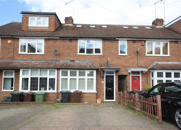 Thumbnail 3 bed terraced house for sale in Glemsford Drive, Harpenden, Herts