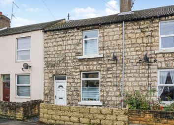 Thumbnail 2 bed terraced house for sale in The Crescent, Micklefield