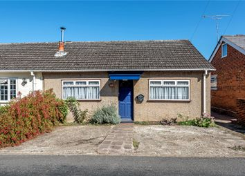 Thumbnail 2 bed semi-detached bungalow for sale in Pyrcroft Road, Chertsey, Surrey