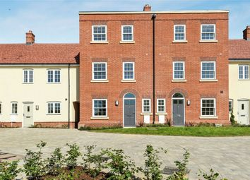Thumbnail 4 bed town house for sale in Station Road, Whitchurch, Hampshire