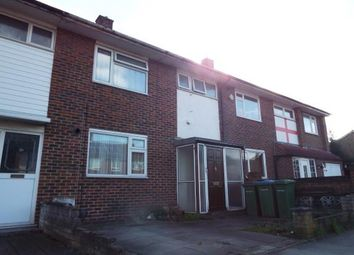 Thumbnail 2 bed terraced house for sale in Eynsham Drive, London