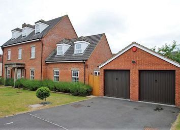 Thumbnail 6 bed detached house for sale in Shadow Walk, Elborough Village