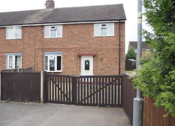 Thumbnail 3 bed semi-detached house for sale in Mercia Road, Newark