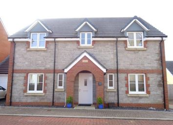 Thumbnail 4 bed detached house for sale in Lon Yr Ardd, Coity, Bridgend