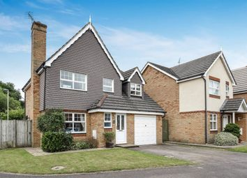 Thumbnail 4 bedroom property to rent in Barker Close, Arborfield, Reading
