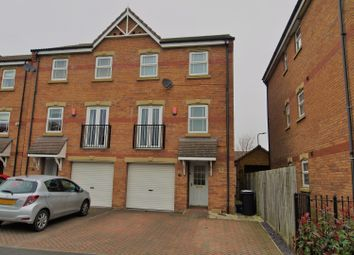 Thumbnail 3 bed semi-detached house for sale in Knavesmire Avenue, Laughton Common, Sheffield