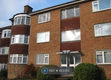 Thumbnail 2 bed flat to rent in Linden Court, London