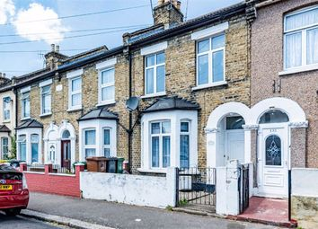 Thumbnail 4 bed terraced house for sale in Millais Road, Leytonstone, London