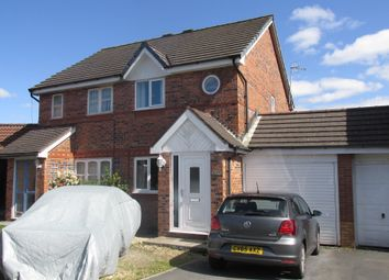 Thumbnail 2 bedroom semi-detached house for sale in Tal Y Coed, Hendy, Swansea