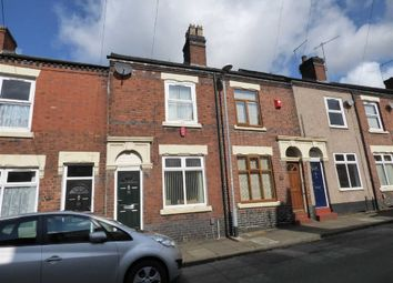 Thumbnail 2 bed terraced house for sale in Morton Street, Middleport, Stoke-On-Trent