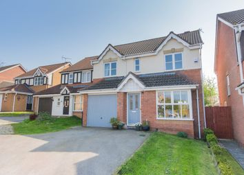 4 bed detached house for sale in Wyckley Close, Irthlingborough, Wellingborough NN9
