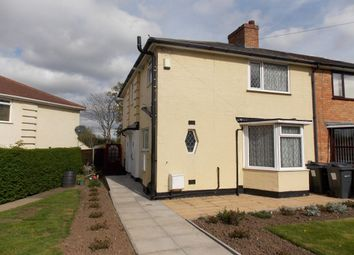 Thumbnail 3 bed terraced house for sale in Richmond Road, Stechford, Birmingham