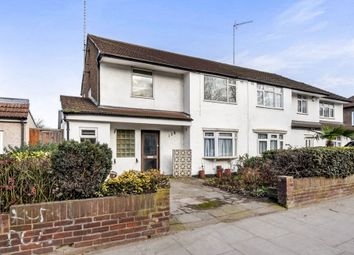 Thumbnail 3 bed semi-detached house for sale in Oakleigh Road South, London