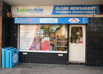 Thumbnail Retail premises for sale in Bethnal Green, London, London