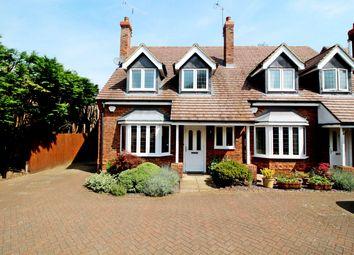 Thumbnail 3 bed semi-detached house for sale in Primrose Gardens, Leighton Buzzard