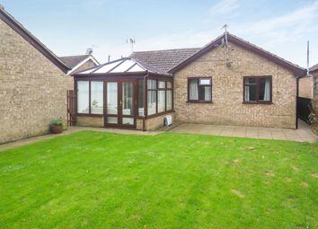 Thumbnail 3 bed detached bungalow for sale in Burrett Road, Wisbech