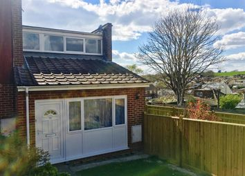Thumbnail 3 bed end terrace house to rent in Park Drive Close, Newhaven
