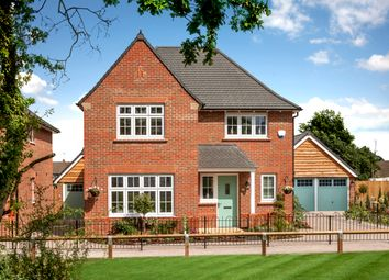 Thumbnail 4 bedroom detached house for sale in St Nicholas Mews, Ballards Walk, Basildon, Essex