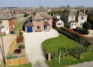 Thumbnail 4 bed detached house for sale in Ramsey Road, Warboys, Huntingdon, Cambridgeshire