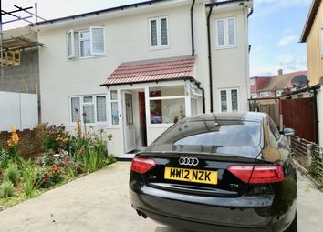 Thumbnail 6 bed semi-detached house for sale in Conway Drive, Hayes