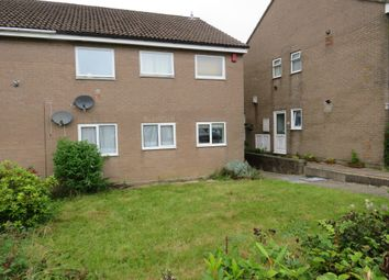 Thumbnail 2 bedroom flat for sale in Wentwood Gardens, Thornbury, Plymouth