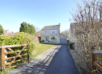 Thumbnail 4 bedroom detached house for sale in Horsecombe Grove, Bath, Somerset