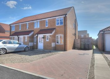 Thumbnail 2 bed semi-detached house for sale in Howard'S Way, Bradwell, Great Yarmouth