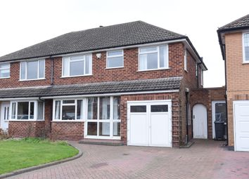 Thumbnail 4 bed semi-detached house for sale in West View Road, Sutton Coldfield