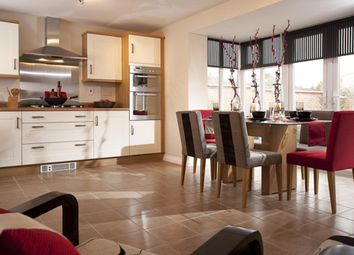 "Thumbnail 4 bedroom detached house for sale in ""Exeter"" at Newport Road, St. Mellons, Cardiff"