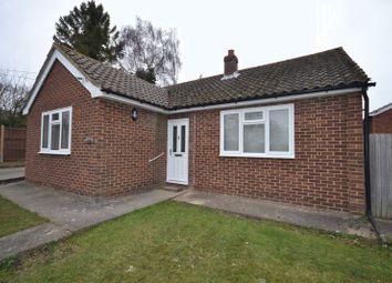 Thumbnail 2 bedroom bungalow to rent in The Street, Ulcombe, Maidstone