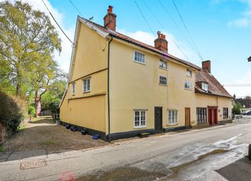 Thumbnail 2 bedroom end terrace house for sale in Quidenham Road, Kenninghall, Norwich