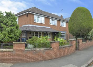 Thumbnail 4 bed detached house for sale in Briar Gate, Long Eaton, Nottingham