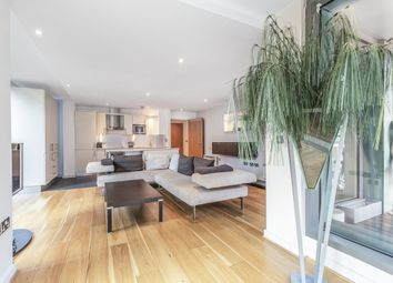 Thumbnail 2 bedroom flat to rent in Brewery Square, London