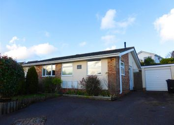 Thumbnail 3 bed bungalow to rent in Purbeck Avenue, Torquay