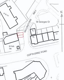 Parking/garage for sale in Parking Spaces, Millington's Way, St George's Court SY3