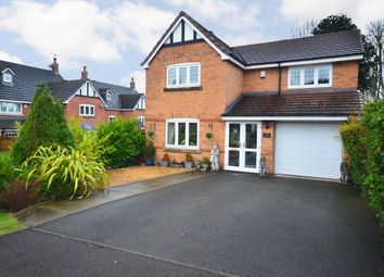 Thumbnail 4 bed detached house for sale in Hoffman Drive, Stallington